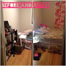 Bedroom Before And After Makeover - before and after craft room bedroom makeover
