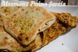 chhiwate ramadan cuisine marocaine spécial ramadan pains farcis mssmen mahjouba par quelle recette