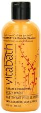 amazon com vitabath bath and shower gel lavender chamomile 12