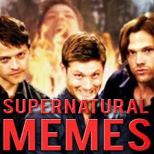 Supernatural Memes - supernatural memes home facebook