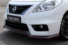 nissan almera used car malaysia nissan almera nismo performance package concept revealed
