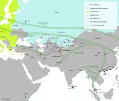 Map Of Russia And China by Absorb And Conquer An Eu Approach To Russian And Chinese