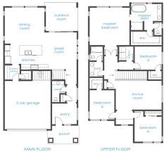 Clover By The Park Floor Plan News Rm Homes