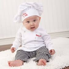 infant boy costumes big dreamzzz baby chef three layette in culinary themed
