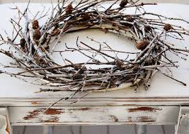 Christmas Tree Wreath Form - 36 diys and ideas on making a twig wreath guide patterns