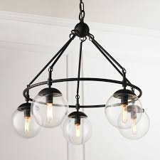 Orb Chandeliers Multi Glass Orb Chandelier Shades Of Light