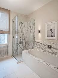 white marble bathroom interior and exterior home design
