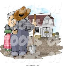 A Cartoon Barn Royalty Free Stock Cartoon Designs Of Couples
