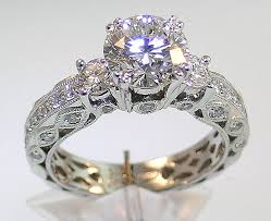 vintage antique engagement rings antique engagement rings buying tips you should consider pink