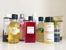summer shower gel update life in a cold climate