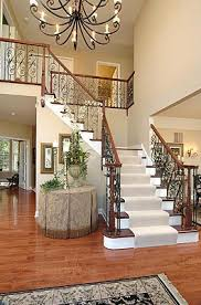 Pics Of Foyers Pictures Of Foyers The Waterford U0027s Dramatic Two Story Foyer And