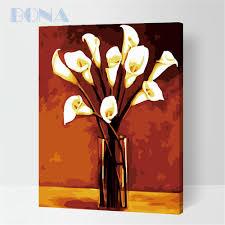 Calla Lily Home Decor by Calla Lily Oil Painting Calla Lily Oil Painting Suppliers And
