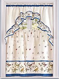 kitchen curtain set coordinates u0026 window coverings blair