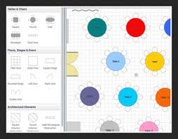 9 best images of party seating chart maker event planning floor