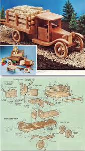 Plans For Wood Toy Trucks by Best 25 Toy Trucks Ideas Only On Pinterest Wooden Toy Trucks
