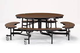 Break Room Table And Chairs by 60