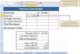 Create A Budget Worksheet Mathematical Computations