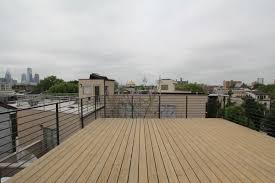 Rooftop Deck House Plans Phillys Homes U2013 Building Up Let U0027s Talk About Roof Decks