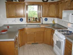 Concrete Kitchen Sink by Countertops Classic White Cabinets With Concrete Countertop And