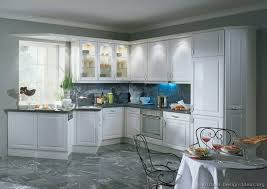 Kitchen Cabinet Glass Doors Kitchen Cabinets With Glass Doors 40 For Your Home In