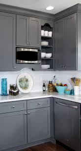 kitchen marvelous gray wood cabinets backsplash for gray