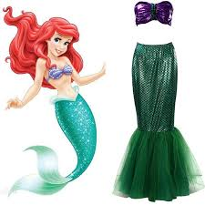 mermaid costume mermaid costume fancy party maxi