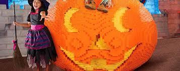 Lego Brick Halloween Costume Legoland Florida Celebrate Halloween Kid Friendly Brick