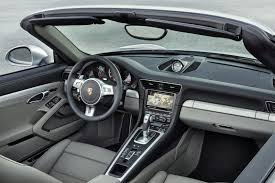 porsche 911 dashboard uautoknow net new porsche 911 turbo and turbo s cabriolet models