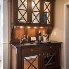 Mirrored Bar Cabinet Photos Hgtv