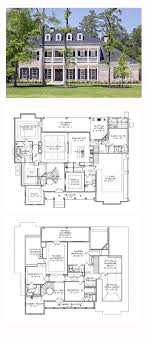 house with 5 bedrooms plantation house plan 77818 bedrooms house and future