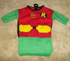 Infant Robin Halloween Costume Artfire Markets