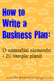 sample business plan cover page how to write a business plan our blog our blog