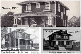 American Foursquare Floor Plans by The Mail Order American Dream An Introductory Mcmansion Hell