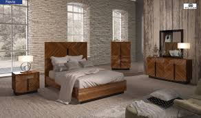 flavia bedroom set in walnut lacquer free shipping get furniture esf flavia bedroom set in walnut lacquer