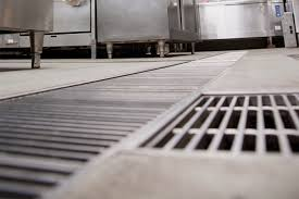 Commercial Flooring Systems Commercial Floor Drainage Systems Sibuza Flooring Vinyl Kitchen