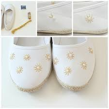 wedding shoes for 20 diy wedding shoes for every bridal style thegoodstuff
