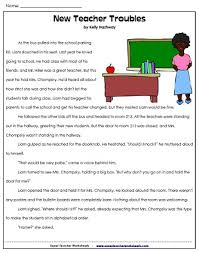 ideas collection super teacher worksheets reading on summary
