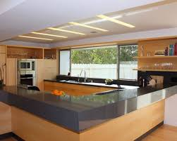 magnificent l shaped kitchen bench and l shaped kitchen with
