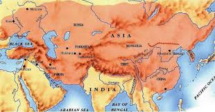 Mongolian Empire Map 43 World Conquering Facts About The Mongol Empire