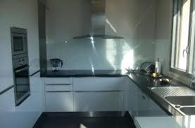 plan de travail cuisine blanc laqué plan de travail laque blanc brillant cuisine en vail faaa