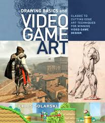 design art video drawing basics and video game art classic to cutting edge art
