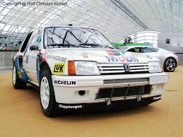 peugeot 205 rally cainan u0027s blog as i walked home the other day i stopped to watch