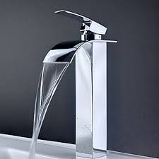 Bathroom Waterfall Faucet by Bathroom Sink Faucets Pmcshop