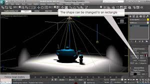 3d Max by 3ds Max Lighting Tutorial Youtube