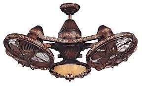 3 head ceiling fan 38 esquire rich bronze finish 3 head ceiling fan antique ceiling
