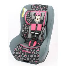 siege auto 18kg disney minnie mouse driver 0 1 car seat kiddicare
