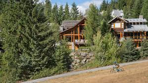 whistler luxury homes and whistler luxury real estate property