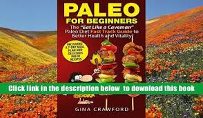 download paleo the real food diet to reset your life elizabeth