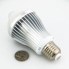 Motion Led Lights 6 Watt Led A19 Globe Bulb With Motion Sensor Led Globe Bulbs