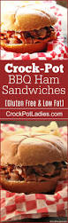 crock pot bbq ham sandwiches crock pot ladies